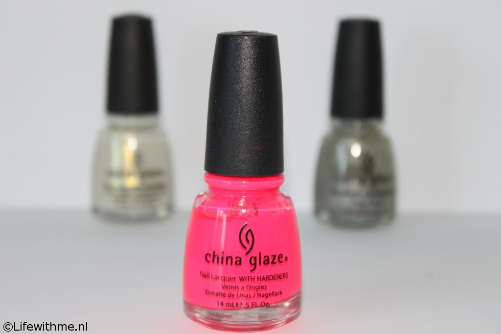 China Glaze stash