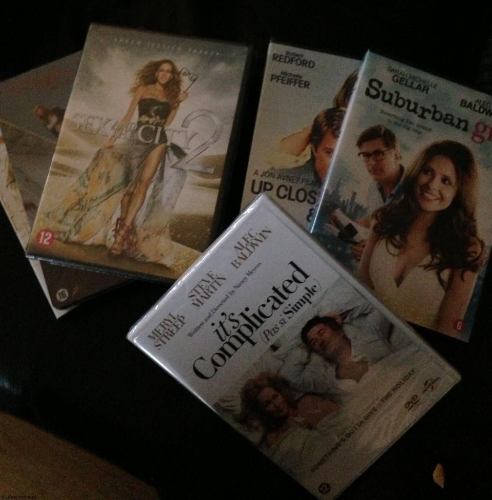 DVD's kijken