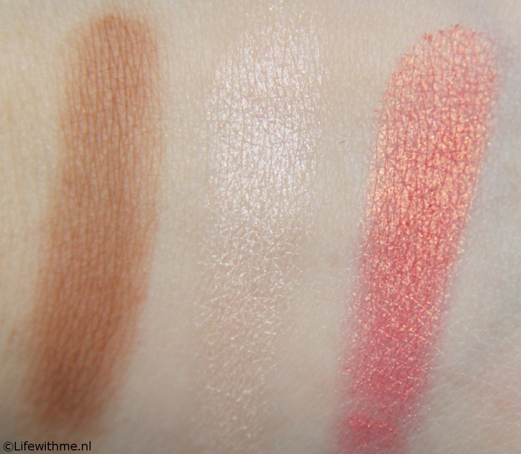 Sleek Face Form swatches