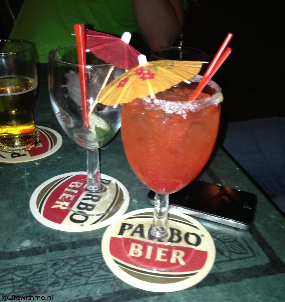 Suriname cocktail