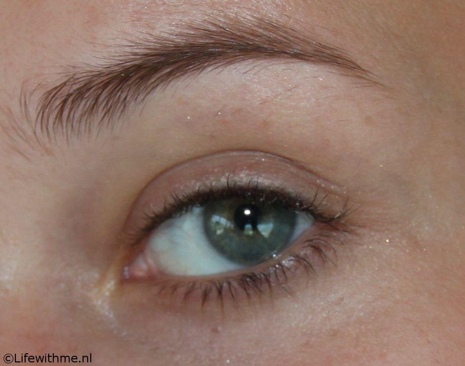 Lente schoon oog
