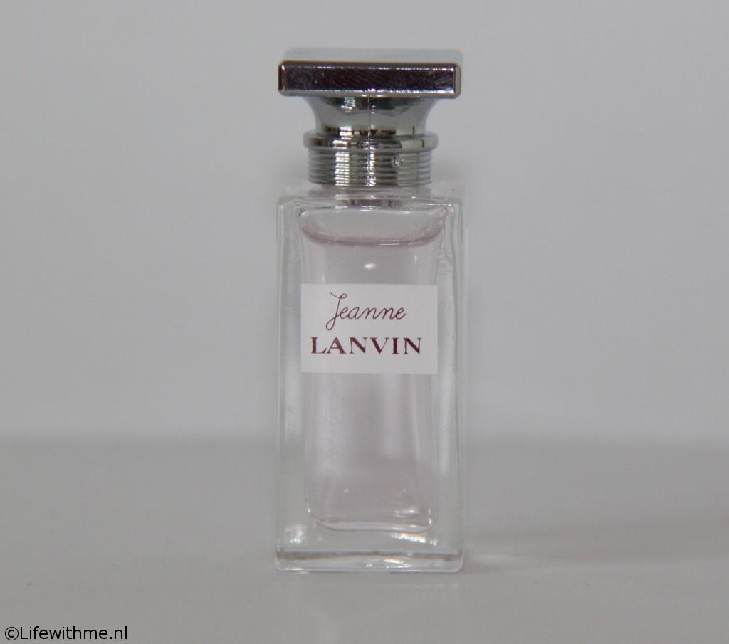 Lanvin Jeanne flacon