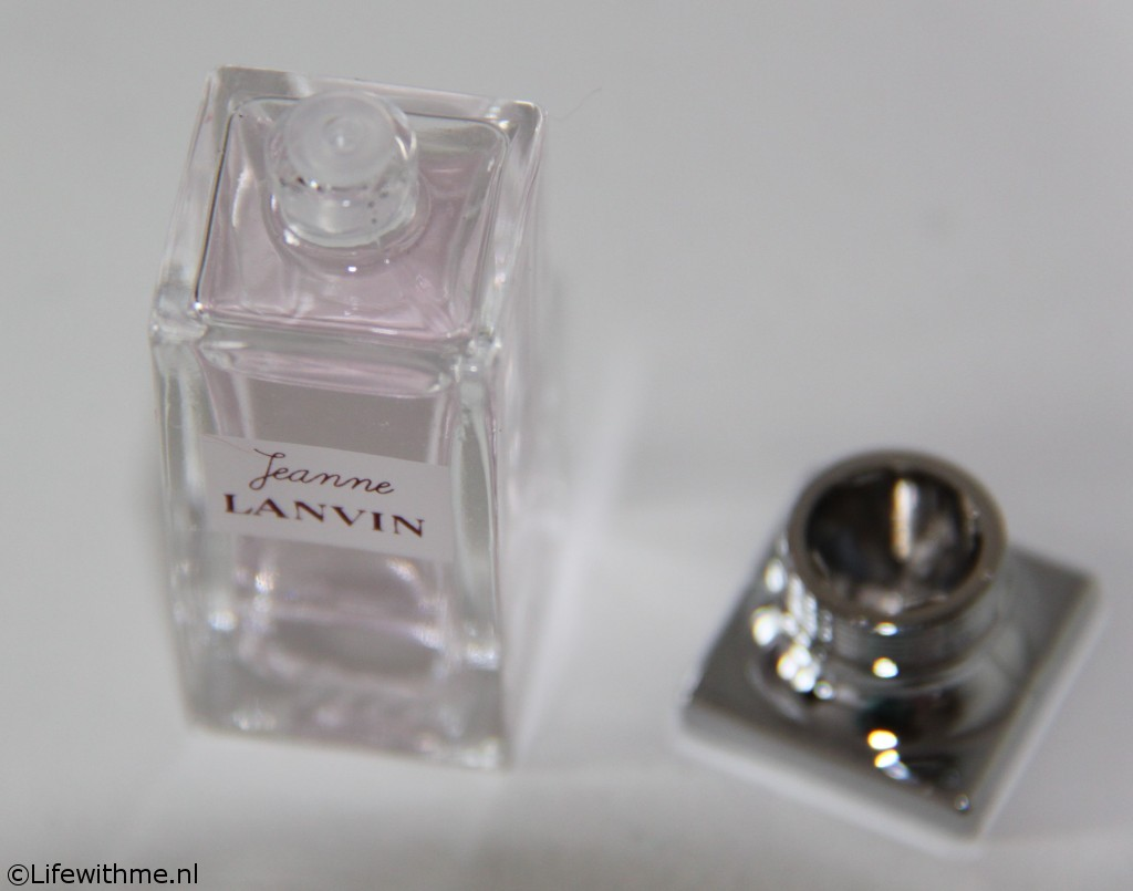 Lanvin Jeanne verpakking