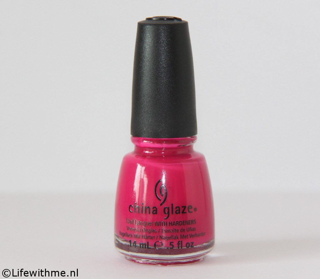 China Glaze Fuschia fanatic