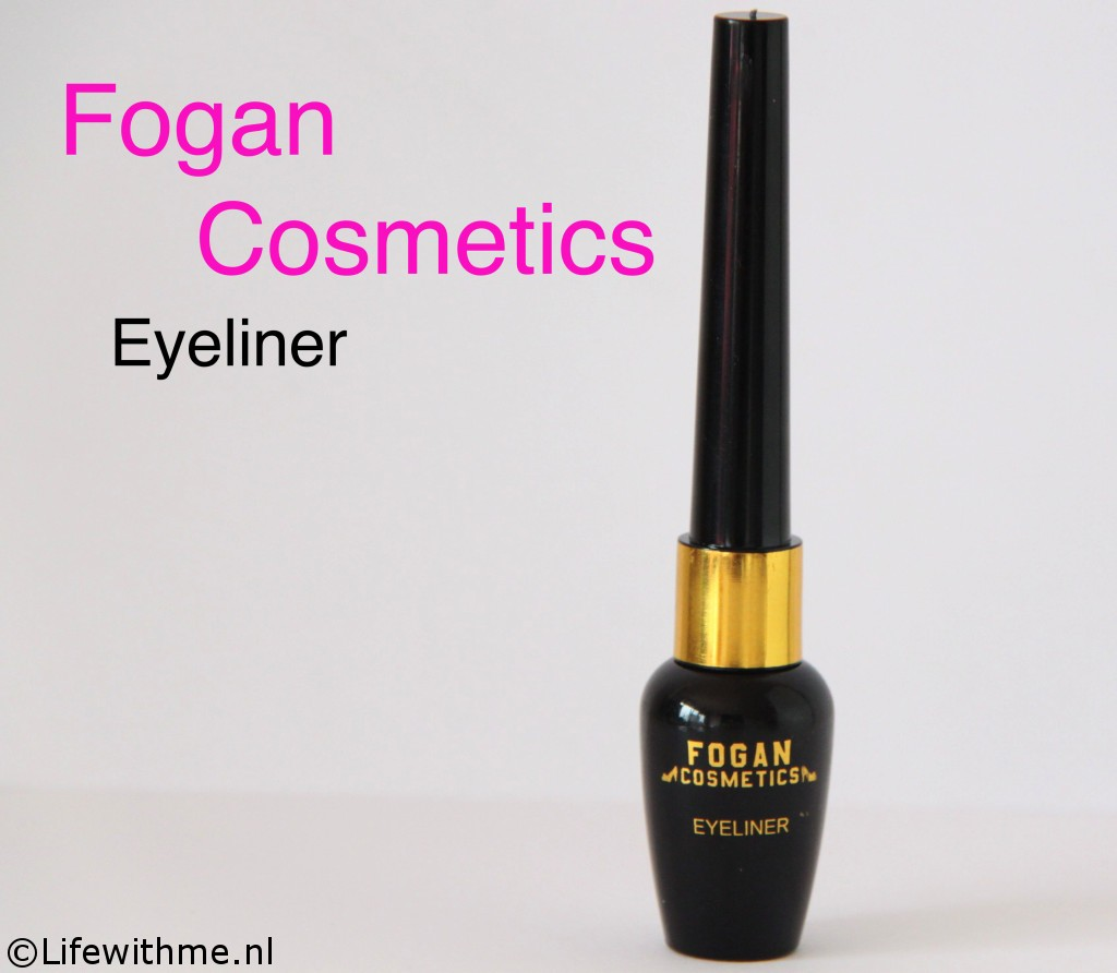 Eyeliner battle fogan cosmetics