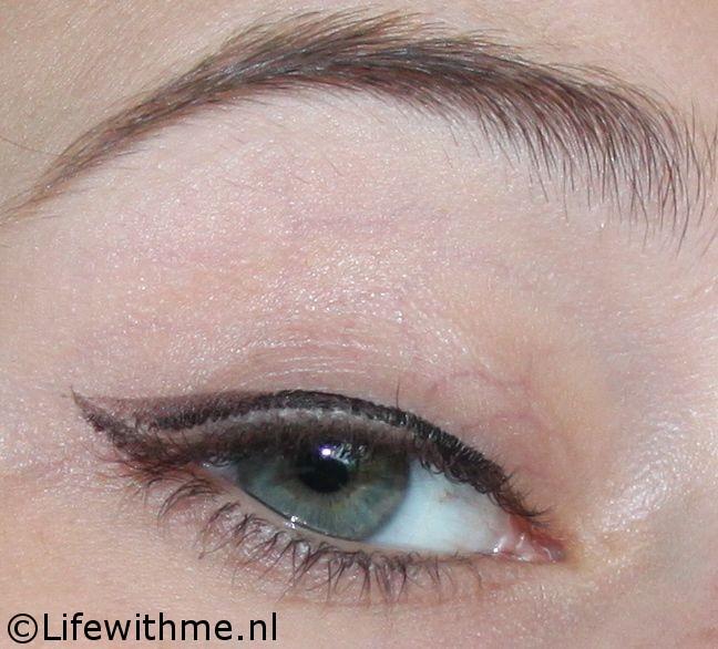 Eyeliner only FOTD eyeliner
