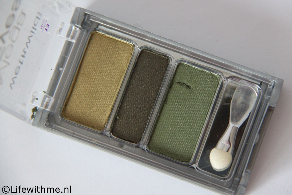 Wet 'n Wild mega eyes green moss