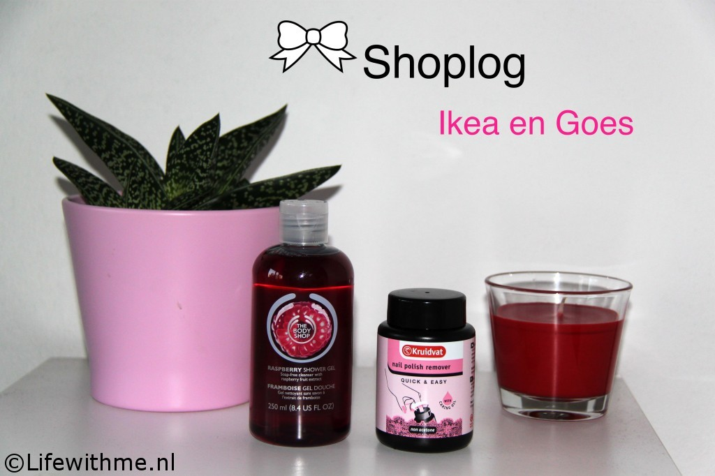 Shoplog Ikea en Goes