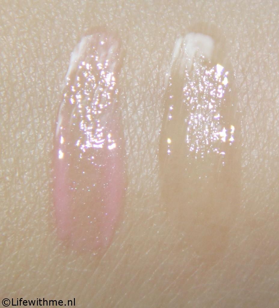 Eveline cosmetics lipgloss swathes