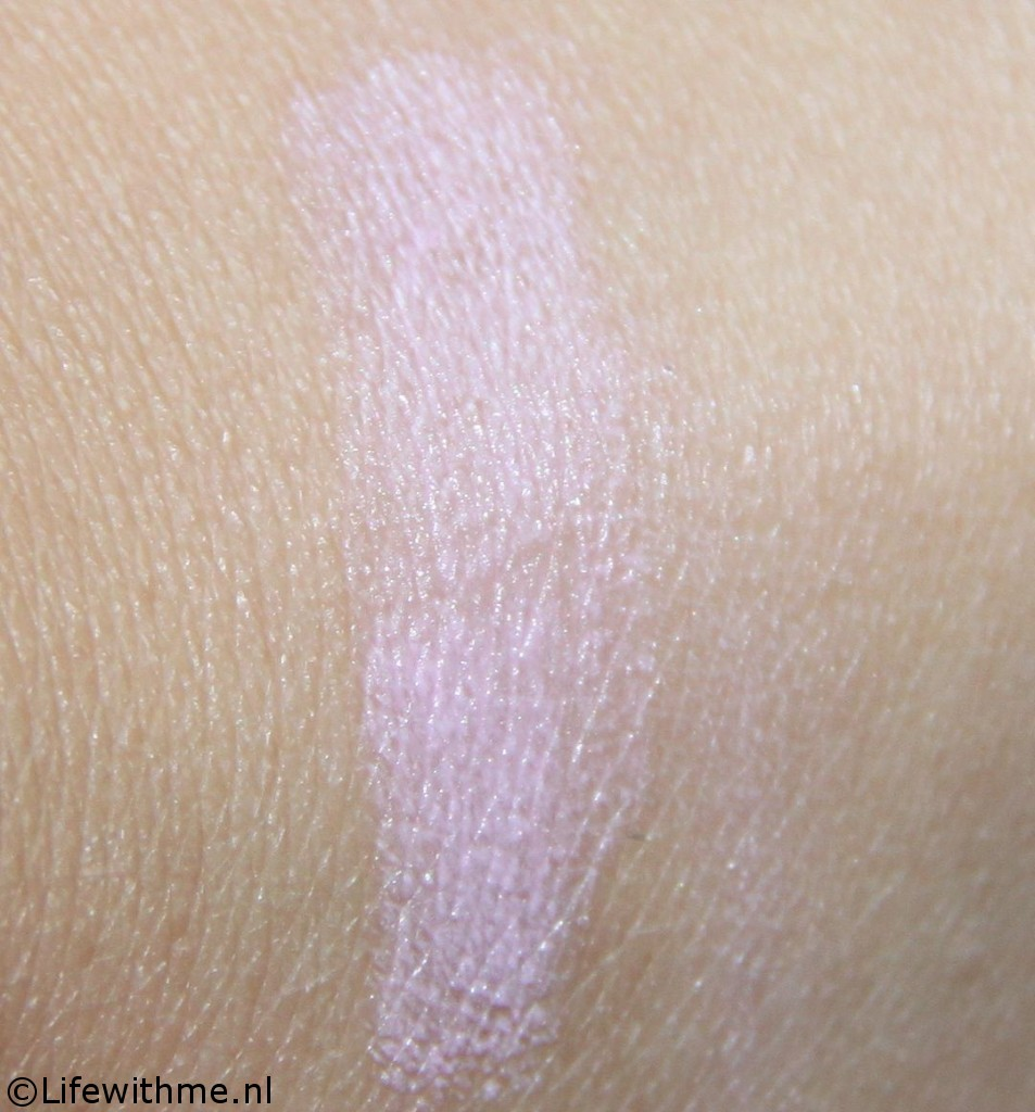 Miss Sporty lipstick swatch