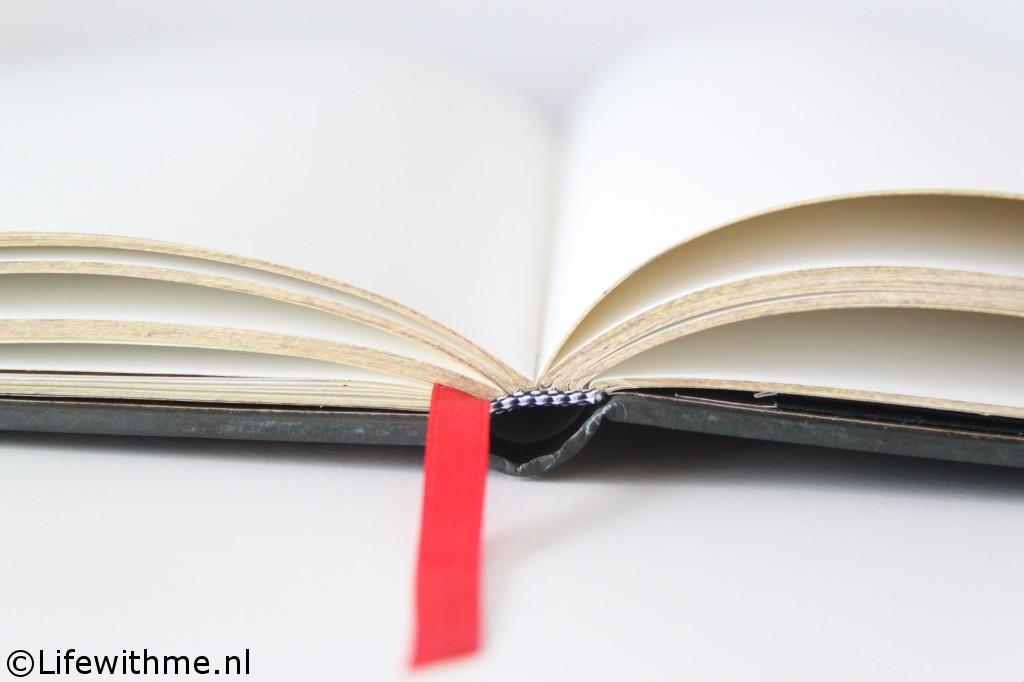 Vakantieboek paperblanks open