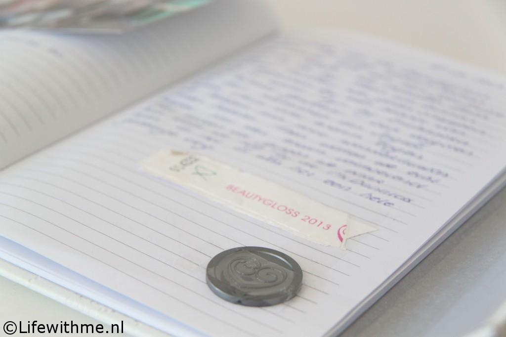 Writings dagboek BG party