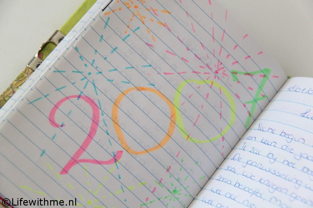 Writings dagboek hoe overleef ik 2007