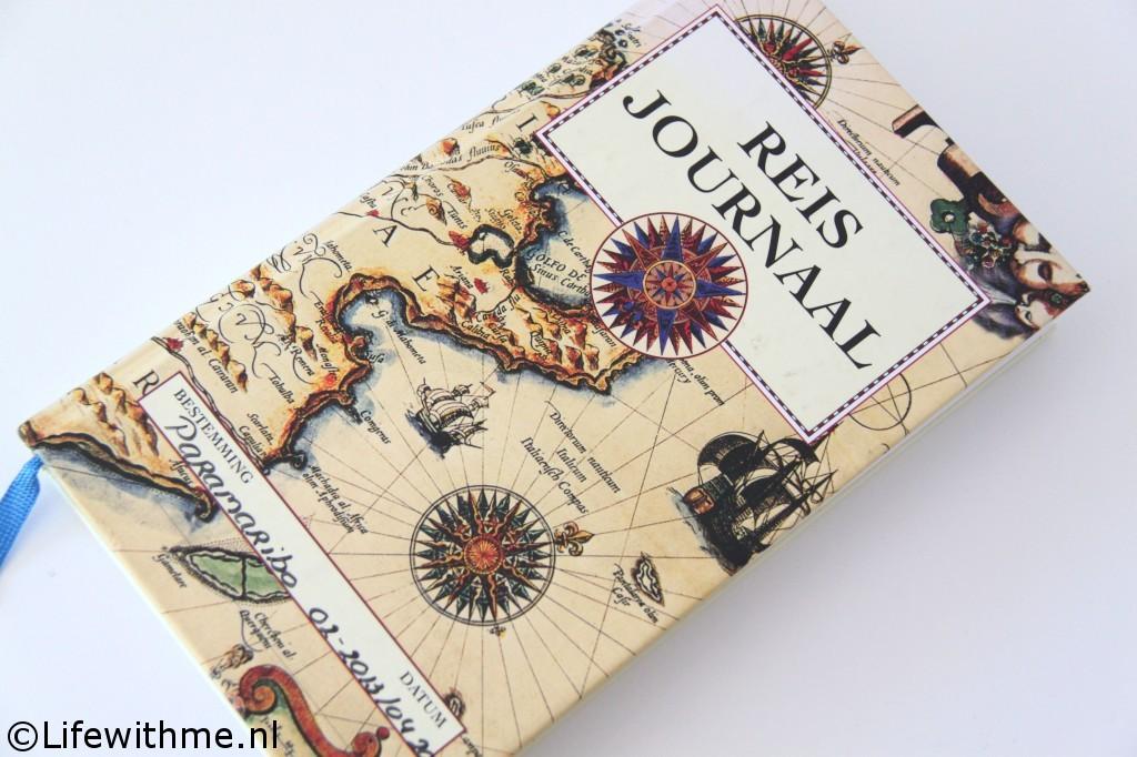 Writings reisjournaal suriname