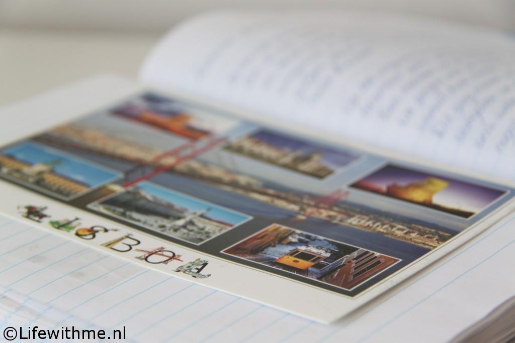 Writings vakantieboek deel 1 lissabon