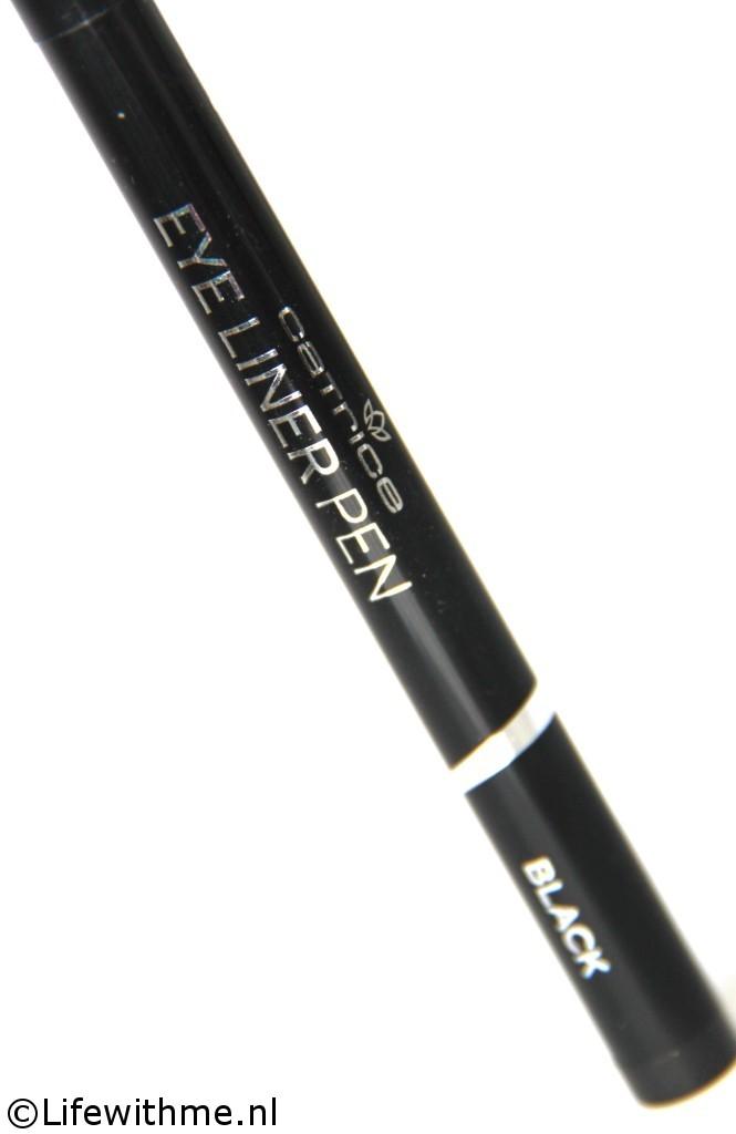 Catrice eyeliner pen verpakking