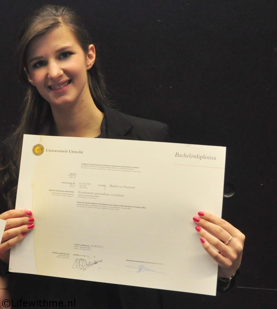Diplomauitreiking