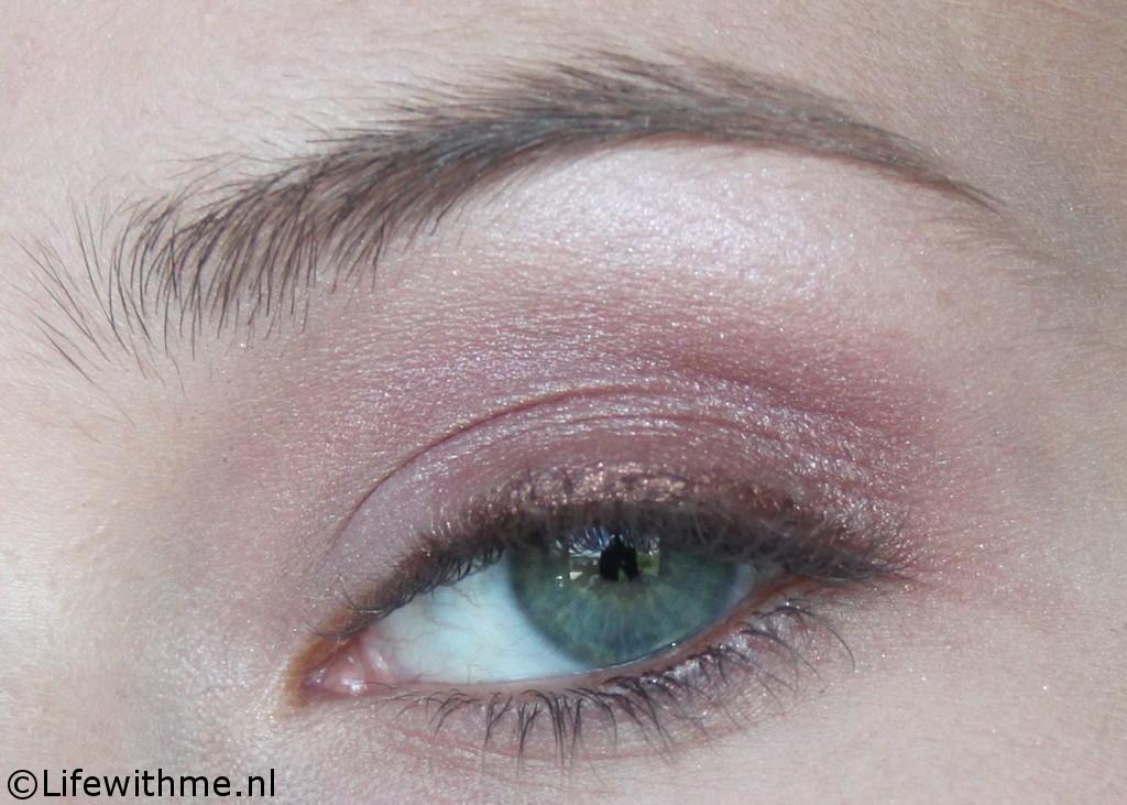 FOTD warm bruin oogpotlood