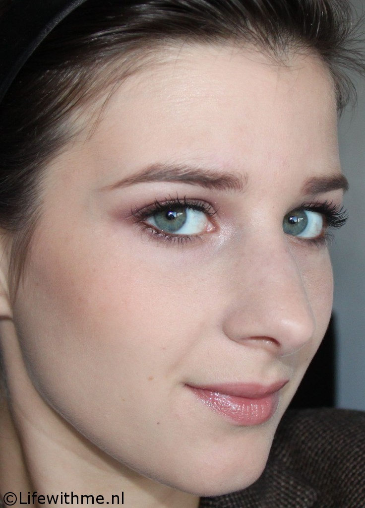 FOTD warm full face klaar