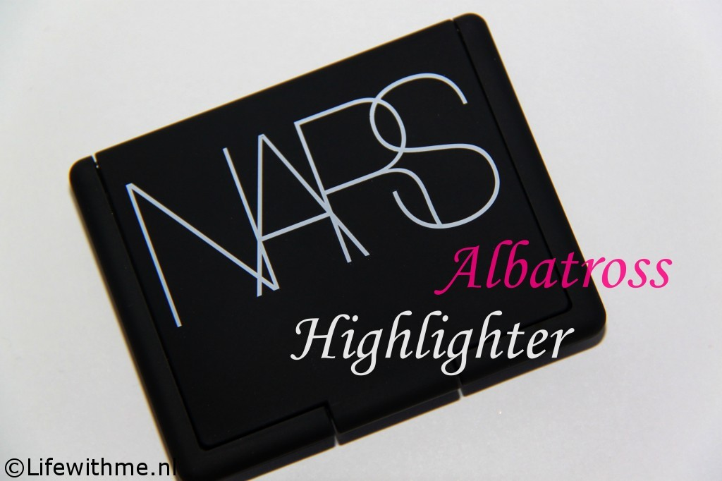 Nars albatross verpakking highlighter