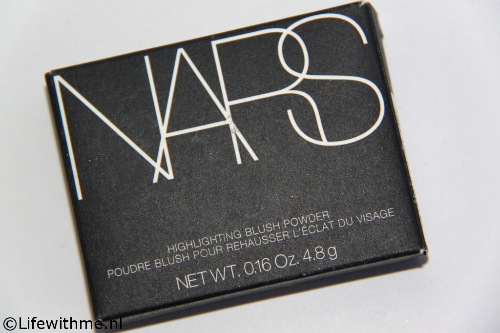Nars highlighter albatross doosje