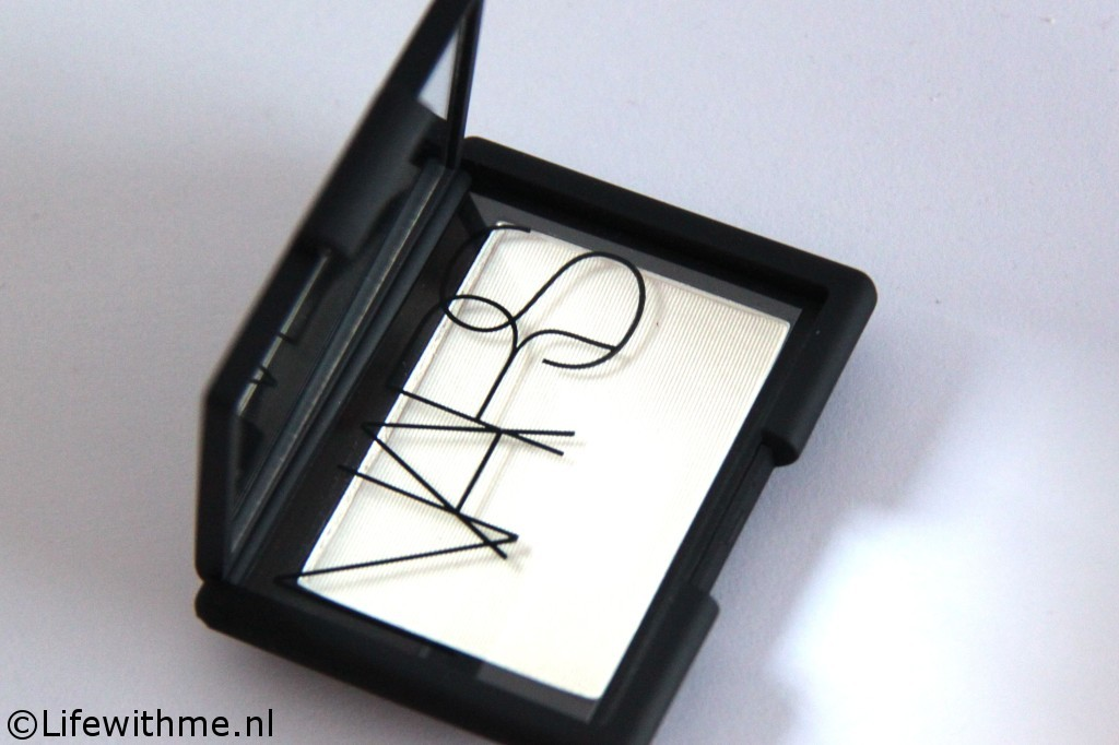 Nars highlighter doosje met plastic