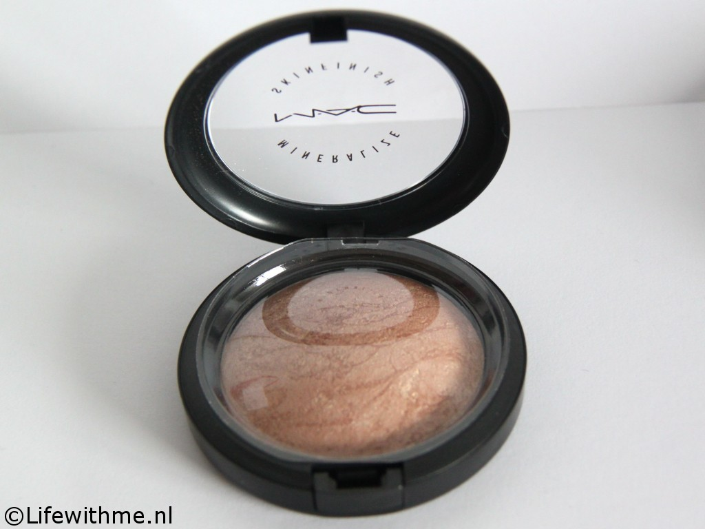 Mac mineralized skinfinish open folie
