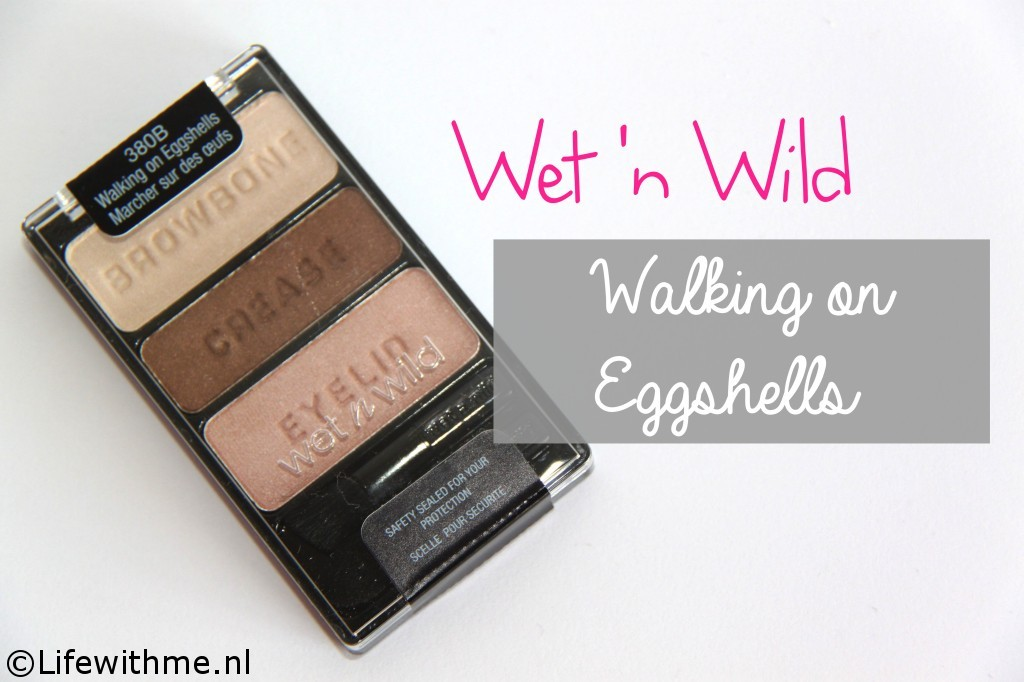 Wet 'n Wild walking on eggshells