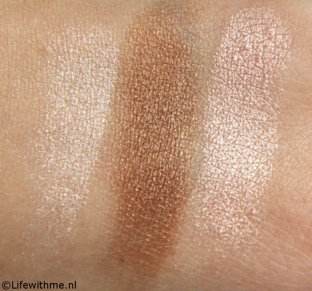 Wet 'n Wild walking on eggshells swatches