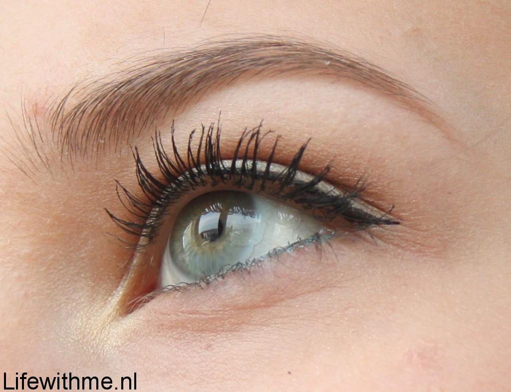 Hema eyeliner oog