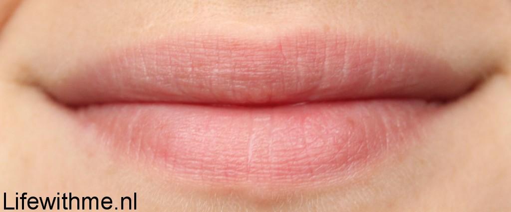Maybelline lippen zonder iets