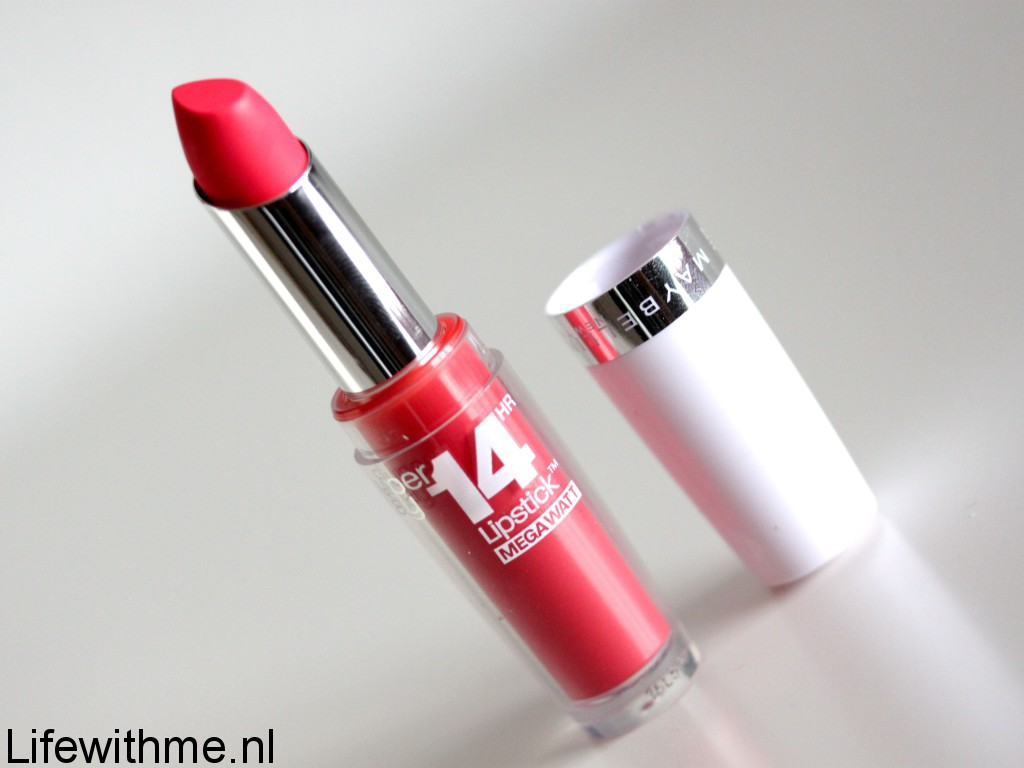 Maybelline superstay hr 14