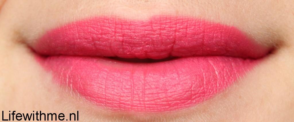 Maybelline swatch lippen