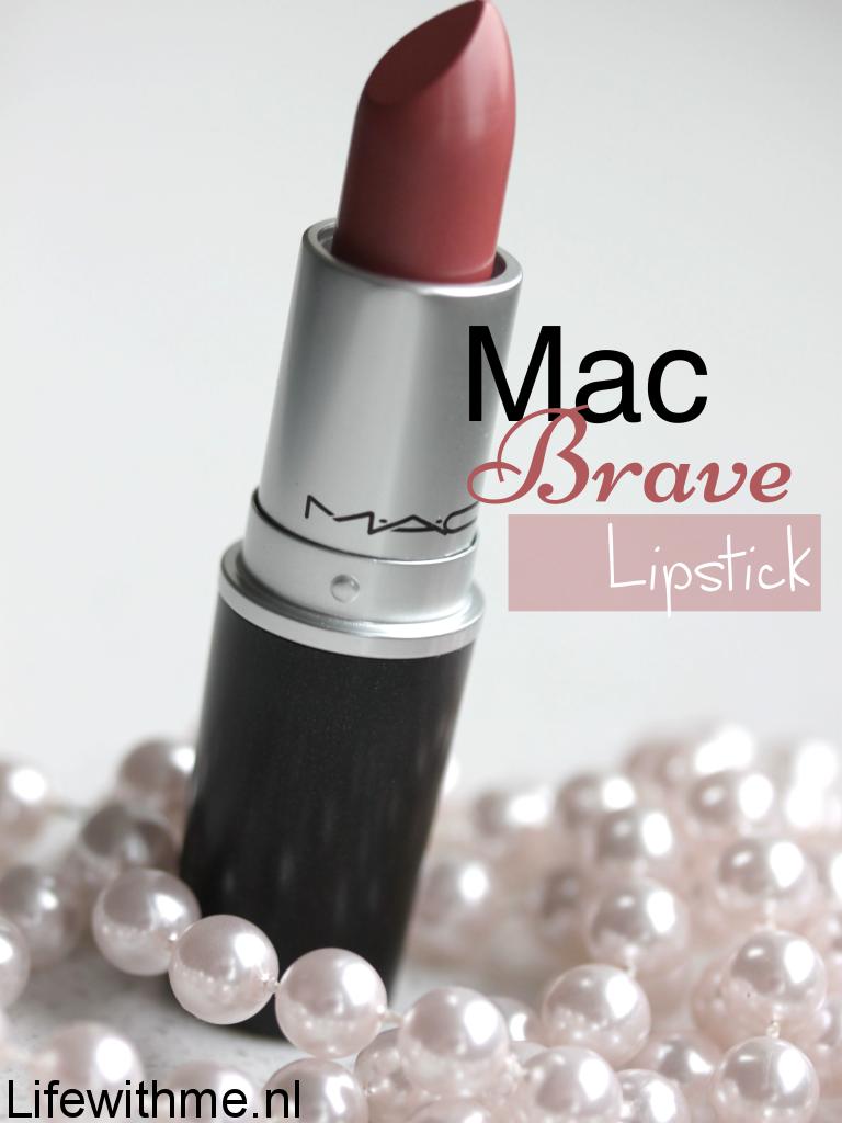 Mac Brave lippenstift