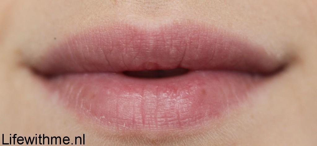 Mac brave lipswatch zonder