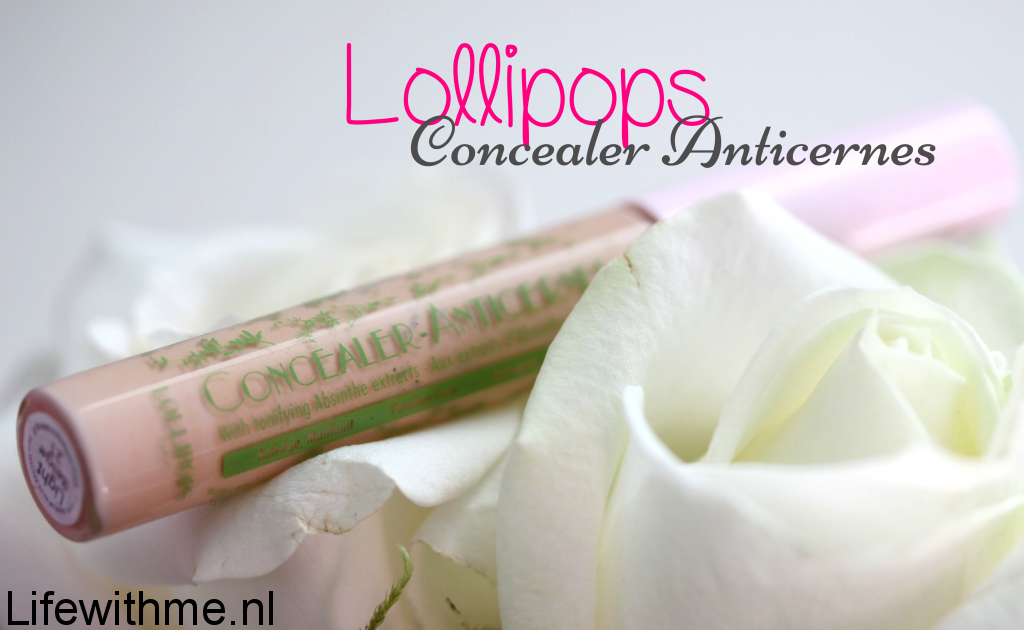 The Balm Lollipops concealer