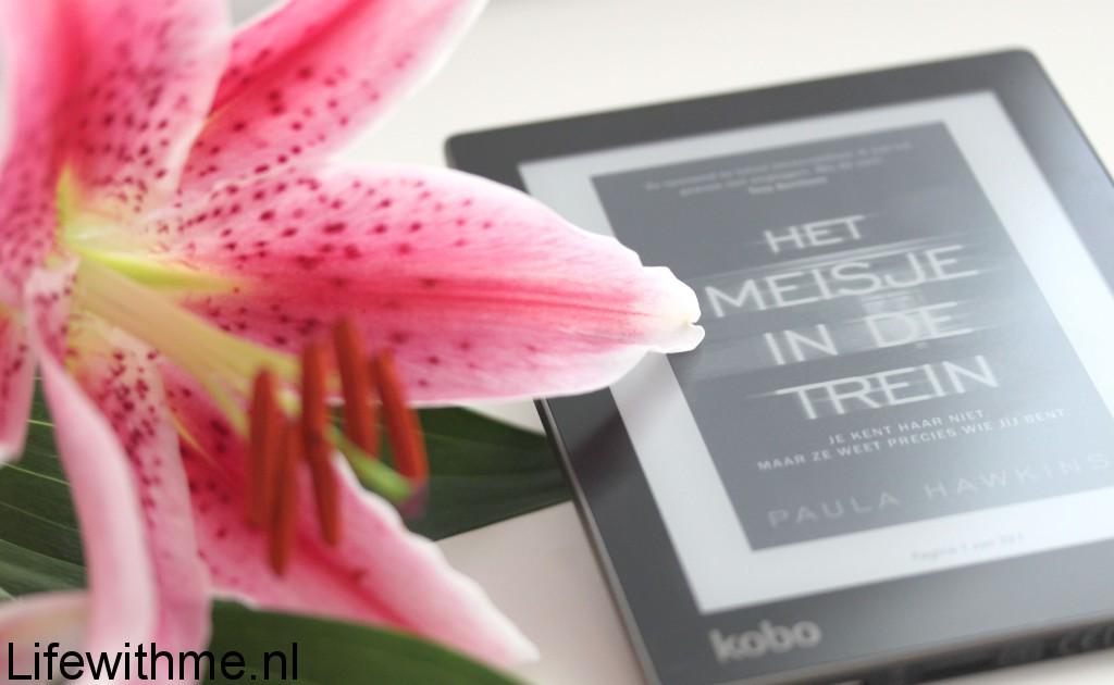 E-Book review het meisje in de trein