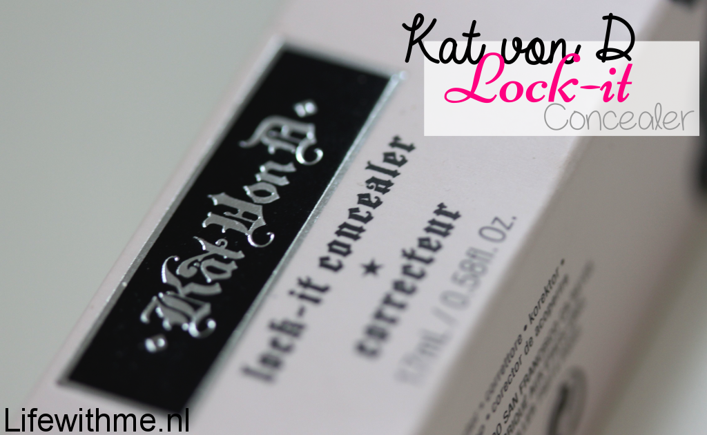 Kat von D review concealer