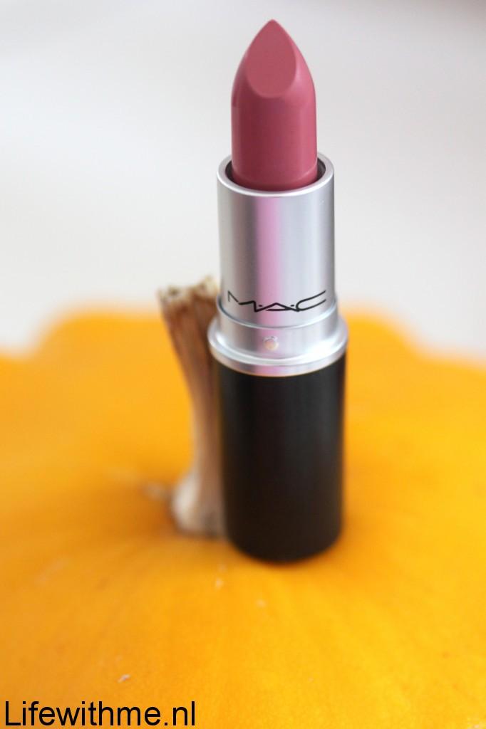 Mac pink plaid roze lipstick matte