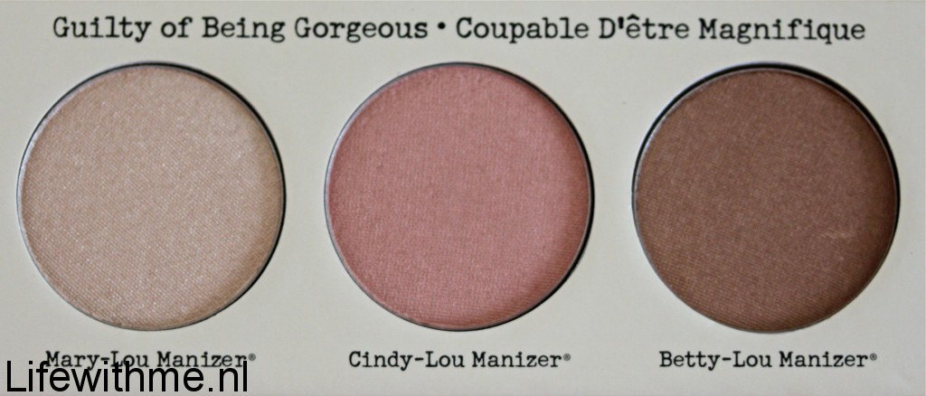 the balm the manizers pans