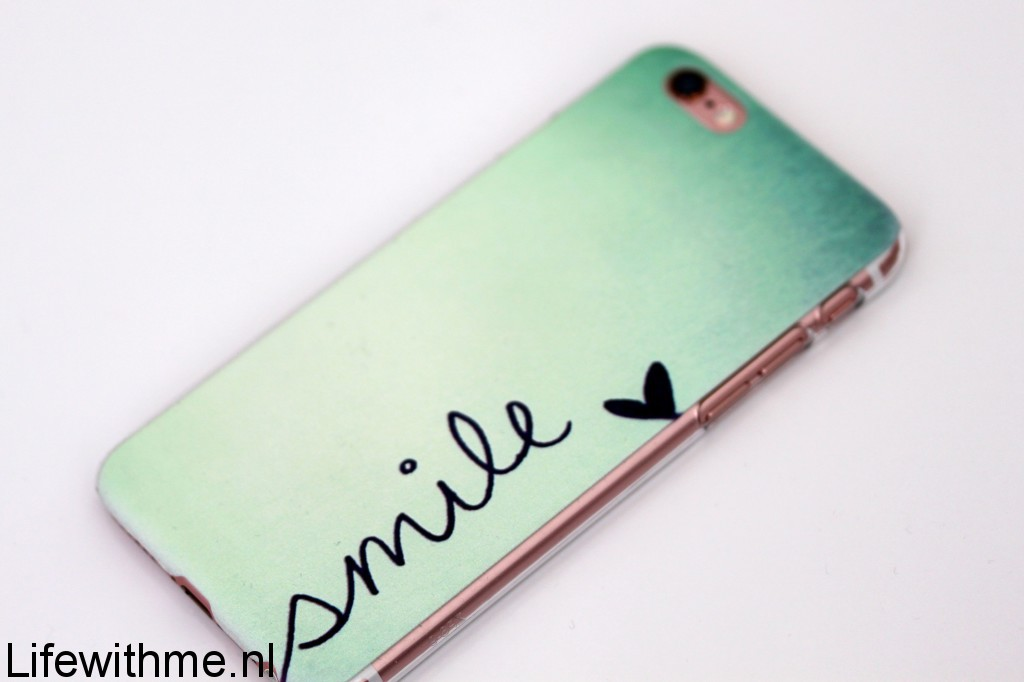Hoesjes outlet review hoesje smile