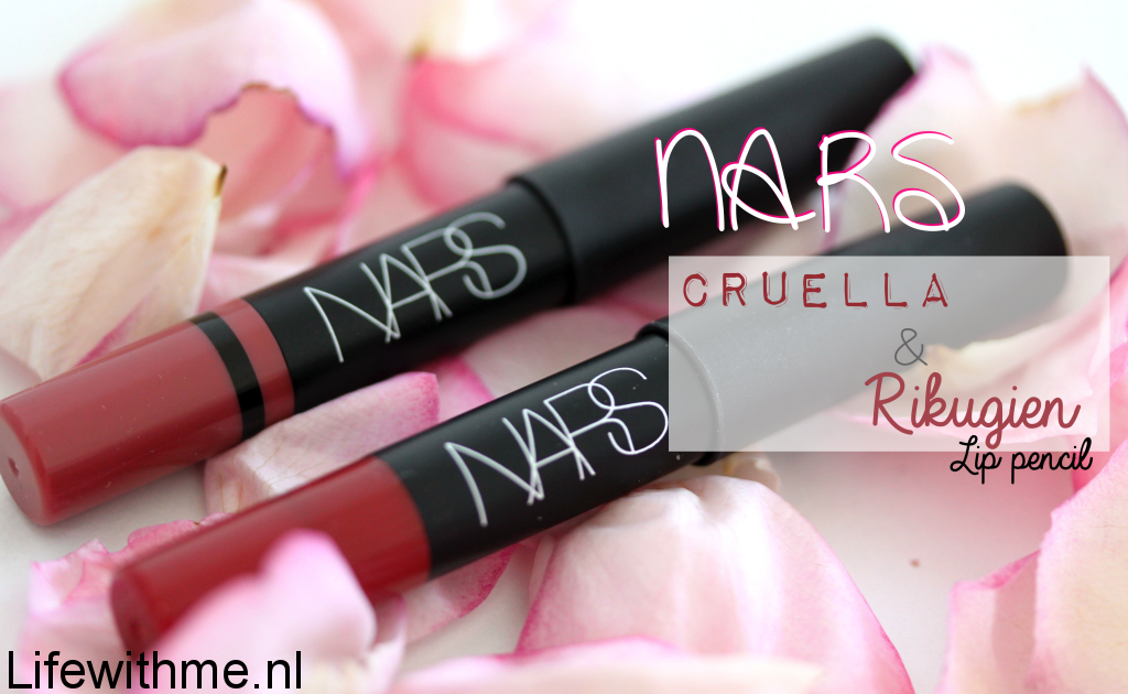Nars Cruella Rikugien lip pencil review