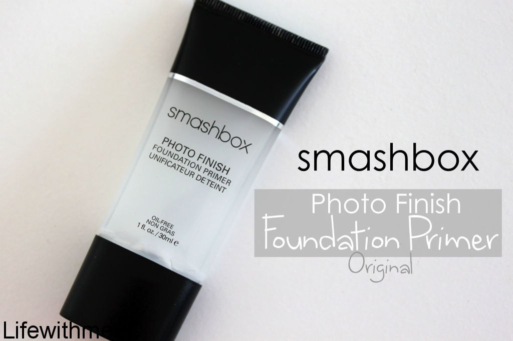 Smashbox photo foundation primer original review