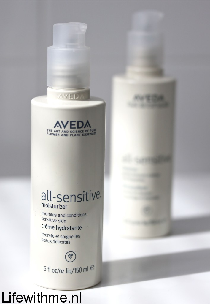Aveda all-sensitive moisturizer