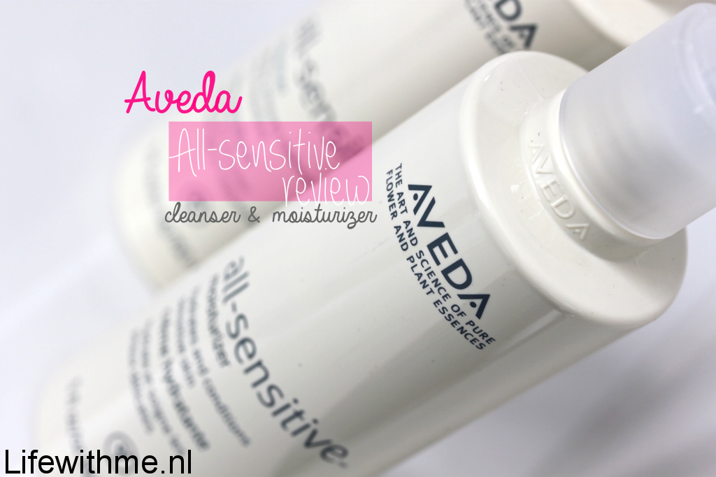 Aveda all-sensitive review