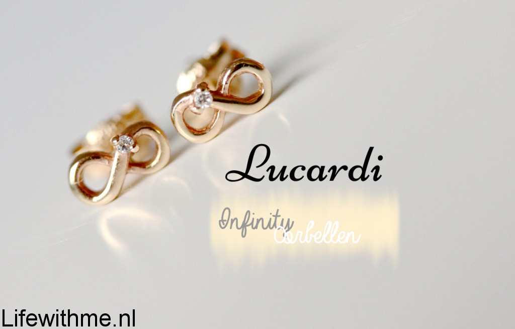 Lucardi Inifinity oorbellen review